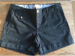 Banana Republic Shorts azul oscuro