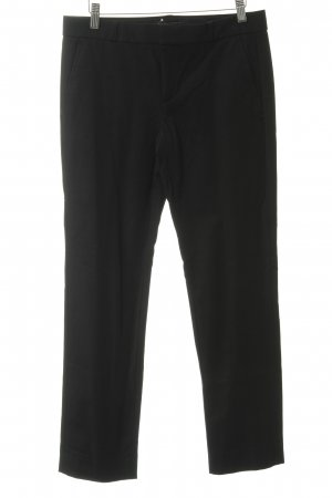 Banana Republic Chinohose schwarz Business-Look