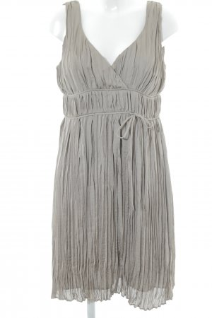 Banana Republic Cocktail Dress grey brown elegant