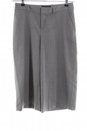 Banana Republic Culottes hellgrau meliert Business-Look