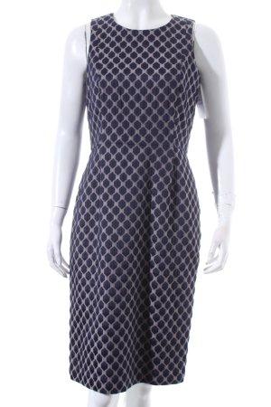 Banana Republic Etuikleid dunkelblau-grau minimalistischer Stil
