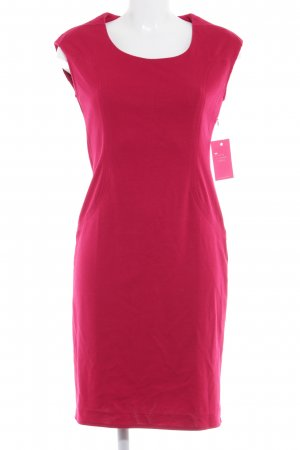 Banana Republic Sheath Dress magenta casual look