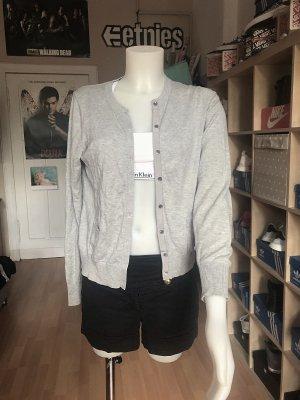 Banana Republic Veste en tricot gris-gris clair