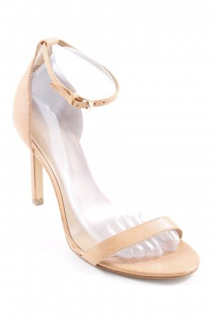 Banana Republic High Heel Sandaletten nude klassischer Stil