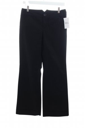 Banana Republic Hose schwarz Casual-Look