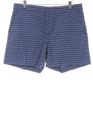 Banana Republic Hot Pants dunkelblau-stahlblau schlichter Stil