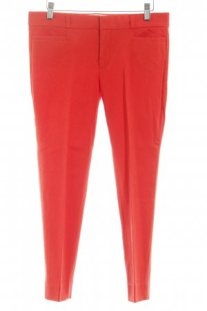 Banana Republic Low-Rise Trousers red casual look