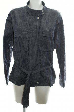 Banana Republic Veste en jean gris ardoise style simple