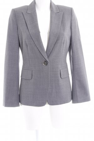 Banana Republic Jerseyblazer grau meliert Business-Look