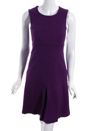 Banana Republic Jerseykleid violett minimalistischer Stil