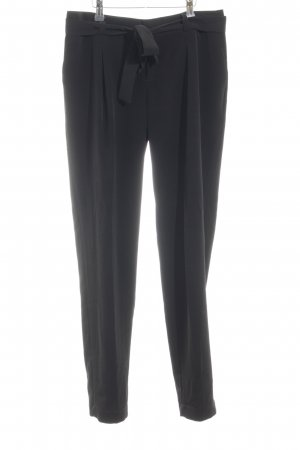 Banana Republic Peg Top Trousers black elegant
