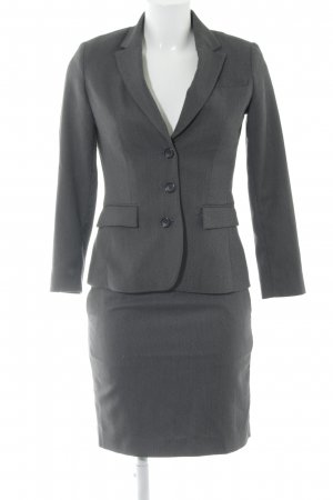 Banana Republic Ladies' Suit dark grey-black business style