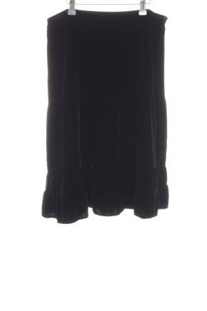 Banana Republic Midi Skirt black business style
