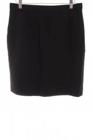 Banana Republic Minifalda negro estilo clásico