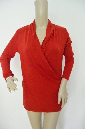 Banana Republic Sweat Shirt red-dark red
