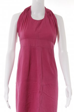 Banana Republic One-Shoulder-Kleid magenta Webmuster Casual-Look