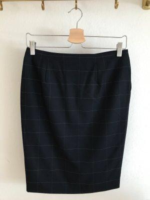 Banana Republic Pencil Skirt dark blue