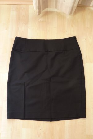 Banana Republic Stretch Skirt black spandex