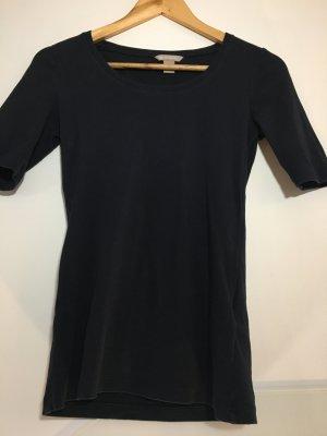 Banana Republic T-Shirt dark blue mixture fibre
