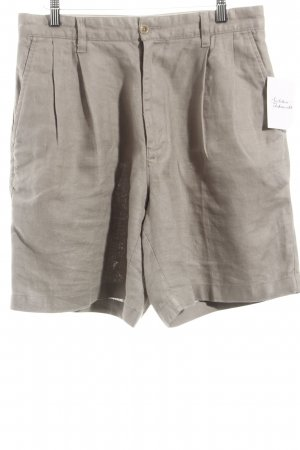 Banana Republic Shorts grau Casual-Look