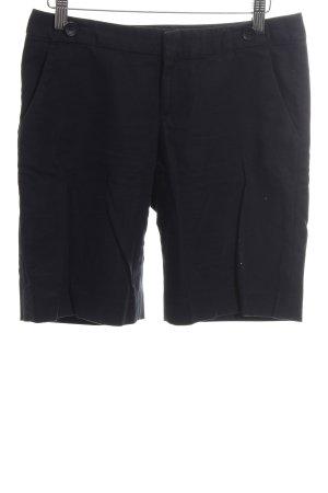 Banana Republic Shorts schwarz Casual-Look