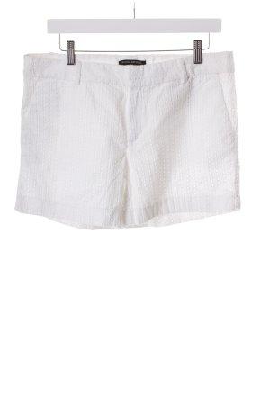 Banana Republic Shorts blanco Adornos bordados