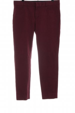 Banana Republic Jeans slim fit rosso stile casual