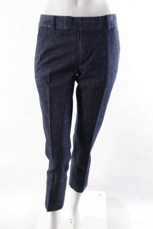 Banana Republic Heritage  Pantalone a pieghe blu scuro-blu Cotone