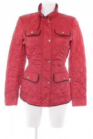 Banana Republic Steppjacke mehrfarbig Casual-Look