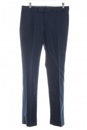 Banana Republic Jersey Pants dark blue business style