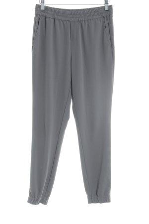 Banana Republic Jersey Pants grey mixture fibre
