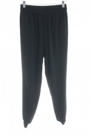 Banana Republic Stoffhose schwarz Casual-Look