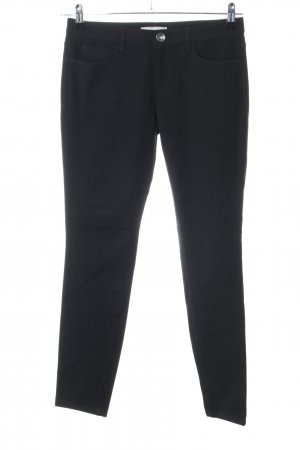 Banana Republic Stretch Trousers black business style
