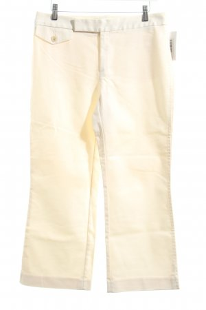 Banana Republic Stretchhose creme Casual-Look