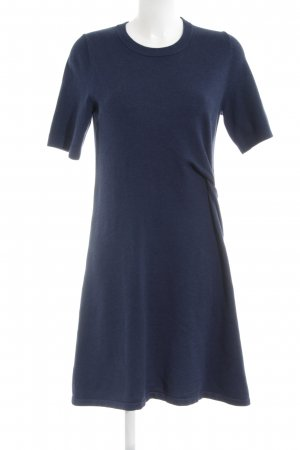 Banana Republic Strickkleid blau schlichter Stil