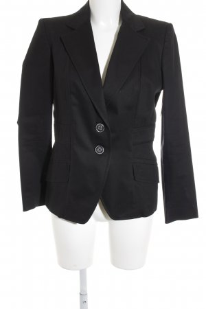 Banana Republic Sweatblazer schwarz Business-Look