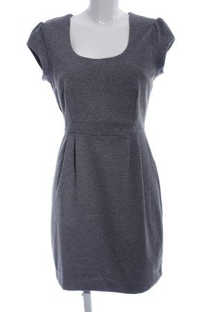 Banana Republic Sweat Dress light grey flecked business style
