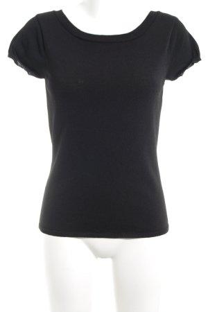 Banana Republic T-Shirt schwarz Casual-Look