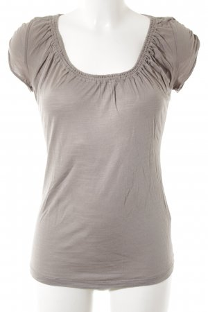 Banana Republic T-Shirt hellbraun Casual-Look