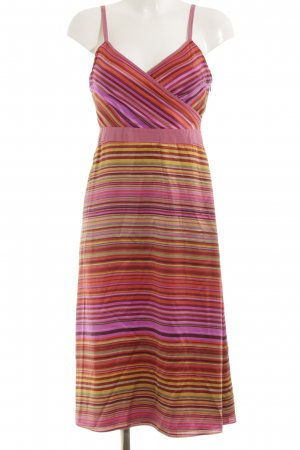 Banana Republic Trägerkleid Colourblocking extravaganter Stil