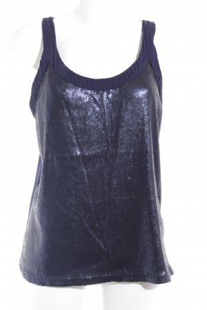 Banana Republic Strappy Top dark blue party style