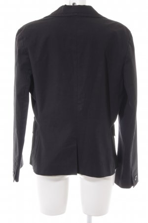Banana Republic Unisex-Blazer schwarz Business-Look