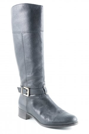 Banana Republic Winterstiefel schwarz Casual-Look