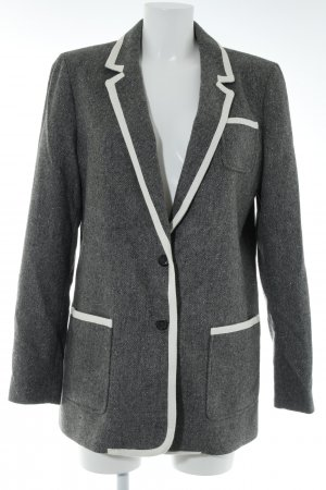 Banana Republic Woll-Blazer meliert Business-Look