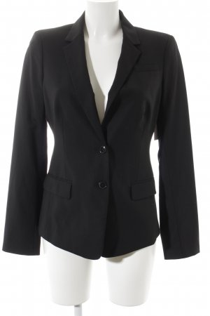 Banana Republic Woll-Blazer schwarz Business-Look