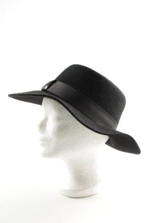 Banana Republic Woolen Hat black elegant