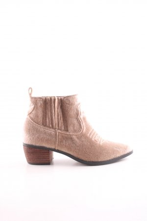 Band of Gypsies Ankle Boots mauve extravagant style