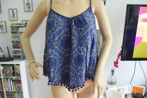 """Band of Gypsies"" Boho top gr.M-L"