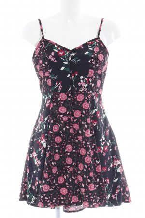 Band of Gypsies Mini vestido estampado floral look casual