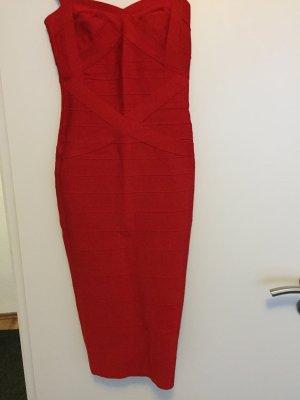 Bandage Kleid Rot AKTION läuft bis Freitag.  Jeden Tag etwas günstiger